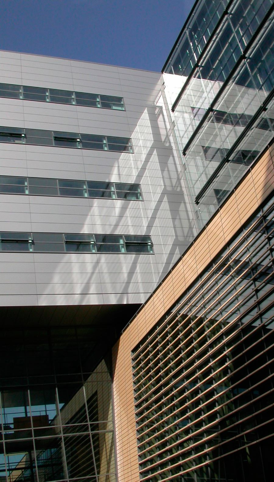 The Medical Building, Aalborg Hospital