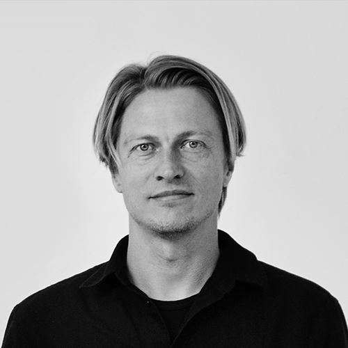 Mikkel Bahr (Partner, Head of Design, Architect)